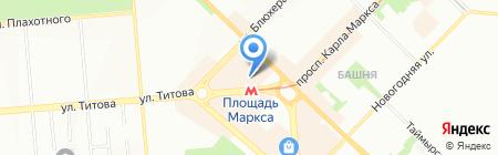 Rbt.ru на карте Новосибирска