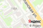Схема проезда до компании Магазин садово-огородных товаров в Новосибирске