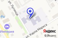 Схема проезда до компании ГУ УПРАВЛЕНИЕ ОБРАЗОВАНИЕ АДМИНИСТРАЦИЯ КОЛПАШЕВСКОГО РАЙОНА в Колпашеве
