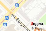 Схема проезда до компании СитиЧас в Новосибирске
