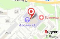 Схема проезда до компании Мэл-Енисей Лифт в Новосибирске