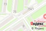Схема проезда до компании Мастерская по ремонту обуви в Новосибирске
