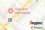 Схема проезда до компании Обоиград в Новосибирске