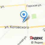 Богатырь плюс на карте Новосибирска