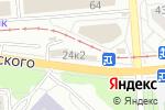 Схема проезда до компании ПАН ТЮЛЬПАН в Новосибирске