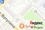 Схема проезда до компании Электрон-сервис НСК в Новосибирске
