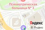 Схема проезда до компании АВТОДОКТОР в Новосибирске