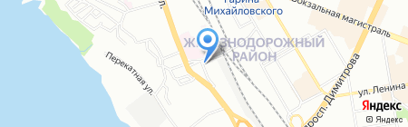 Крона Групп на карте Новосибирска