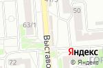 Схема проезда до компании Шашлык на горском в Новосибирске