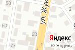 Схема проезда до компании Дельфин в Новосибирске
