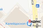 Схема проезда до компании Venezia в Новосибирске