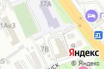 Схема проезда до компании Сиб-Промо в Новосибирске
