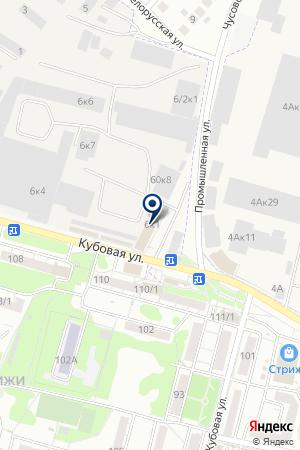 ТЕХНИЧЕСКИЙ ПУНКТ СИБТЕХСТАНДАРТ на карте Новосибирска