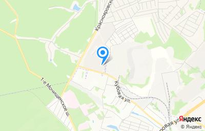 Местоположение на карте пункта техосмотра по адресу Новосибирская обл, Новосибирский р-н, п Озерный, ул Промышленная, д 6 к 8