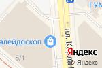 Схема проезда до компании ПолБерри в Новосибирске