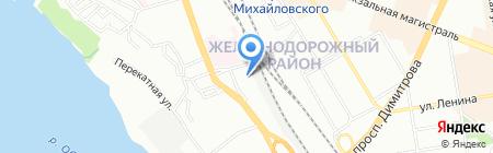 Icar на карте Новосибирска