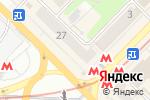 Схема проезда до компании Traveler`s Coffee в Новосибирске