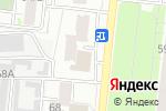 Схема проезда до компании Ремесляный стан в Новосибирске