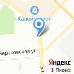 Slim shop на карте Новосибирска