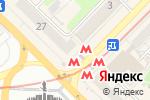 Схема проезда до компании Новосибирская торгово-промышленная палата в Новосибирске