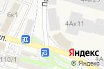 Схема проезда до компании Лекса в Новосибирске