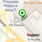 Местоположение компании СТУДИЯ Н ИМИДЖ