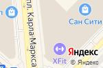 Схема проезда до компании BEERMAN & ПИЦЦА в Новосибирске