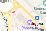 Схема проезда до компании Монгольский трикотаж в Новосибирске