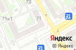 Схема проезда до компании СВЕТ ЗДЕСЬ в Новосибирске
