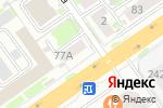 Схема проезда до компании Совкомбанк, ПАО в Новосибирске