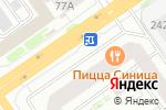 Схема проезда до компании Imperia moda в Новосибирске