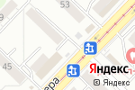Схема проезда до компании Магазин хозяйственных и отделочных материалов в Новосибирске