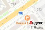 Схема проезда до компании Атмосфера здоровья, релакса и красоты в Новосибирске
