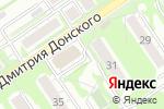 Схема проезда до компании Аквилон Сибирь в Новосибирске