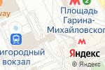 Схема проезда до компании Магазин фастфудной продукции в Новосибирске