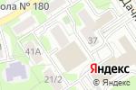 Схема проезда до компании МЕГАПОЛИС в Новосибирске