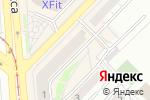 Схема проезда до компании ПММД КО в Новосибирске