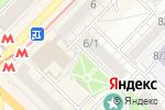 Схема проезда до компании Енокян С.С. в Новосибирске