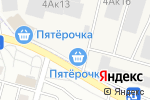 Схема проезда до компании Beauty Room в Новосибирске