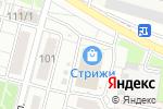 Схема проезда до компании Глобус в Новосибирске