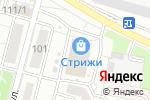 Схема проезда до компании Роум Мебель в Новосибирске