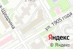 Схема проезда до компании БалтСиб в Новосибирске