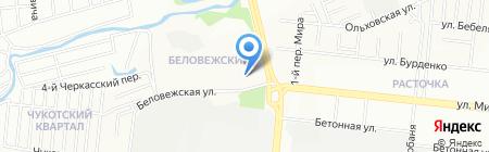 ИнТех на карте Новосибирска