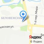 БерЛит на карте Новосибирска