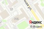 Схема проезда до компании Спортмед в Новосибирске