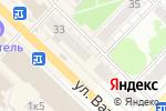 Схема проезда до компании Аланса в Новосибирске