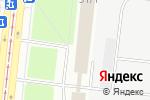 Схема проезда до компании Вендор в Новосибирске