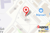 Схема проезда до компании Маркет-Оборудование в Новосибирске