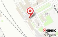 Схема проезда до компании Шеф Новосибирск в Новосибирске
