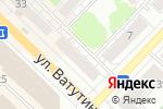 Схема проезда до компании Вира в Новосибирске